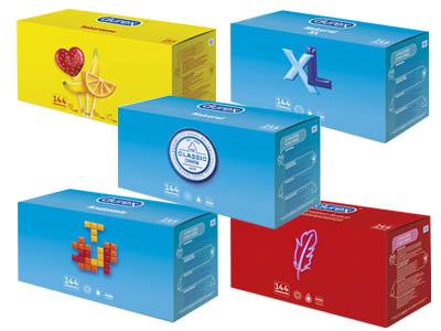 gama preservativos 144 de durex en bilbao