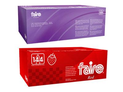 gama preservativos 144 de faire en bilbao