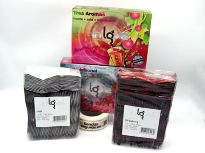gama preservativos 144 de inlove condoms en bilbao